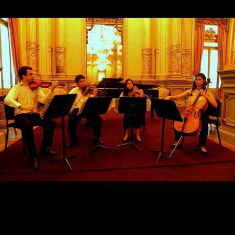 Cuarteto De Cuerdas Sur