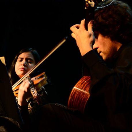Dúo Priscila Rodríguez – Javier Buján